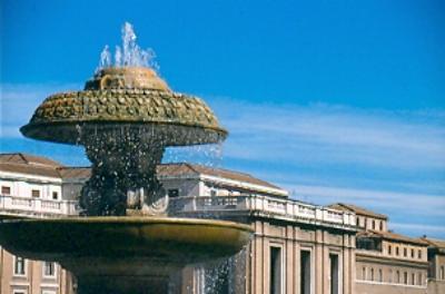 fontana a San Pietro by Rosa Maria Puglisi