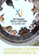 settimanadellacultura2009